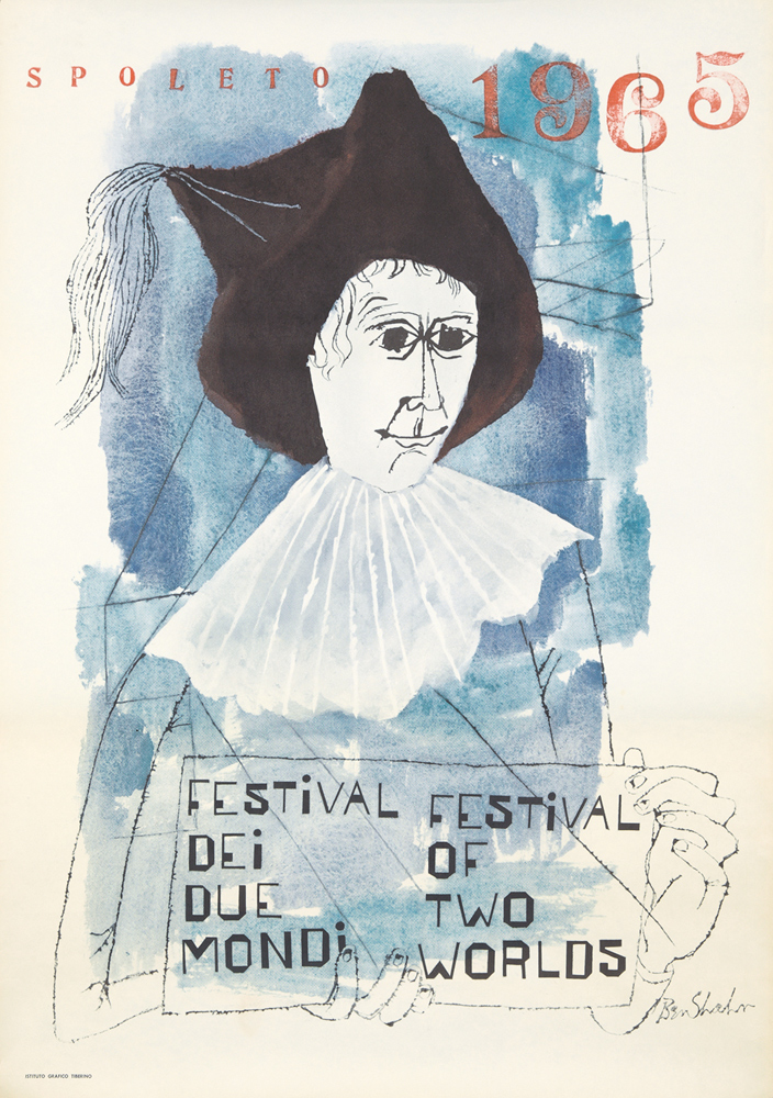 Spoleto 1965 / Festival of Two Worlds. 1965