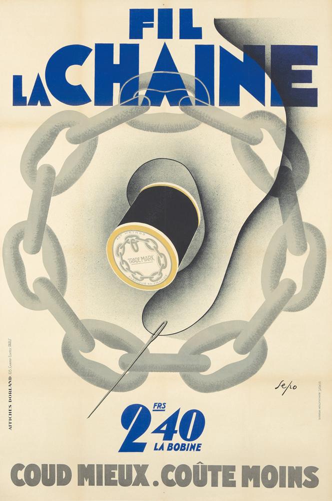 La Chaine. ca. 1931