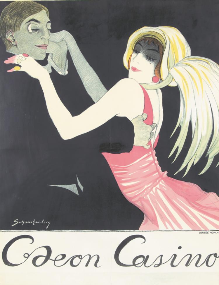 Odeon Casino. 1912