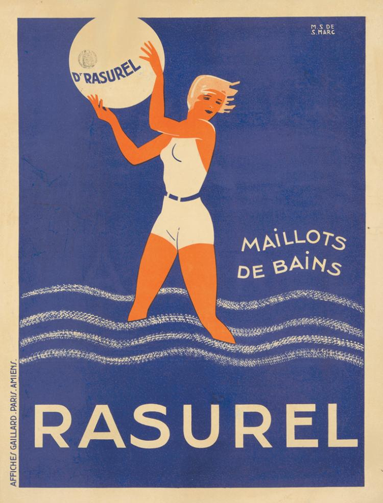 Rasurel. ca. 1930