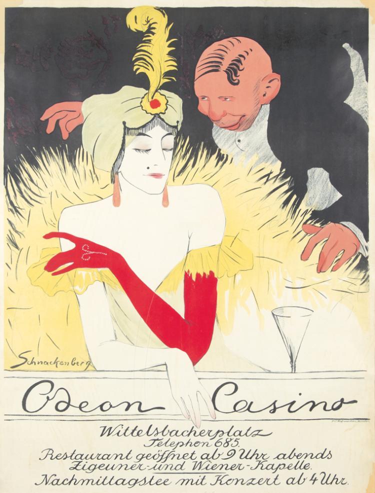 Odeon Casino. 1911