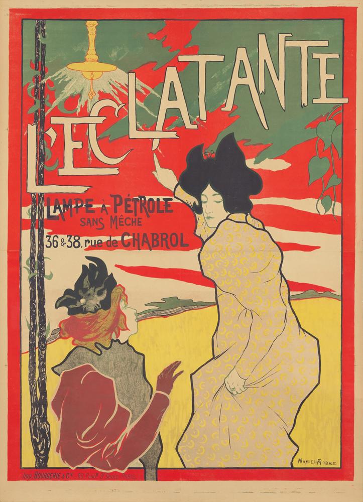 L'Eclatante. 1895