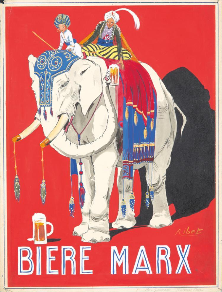 Biere Marx. ca. 1925