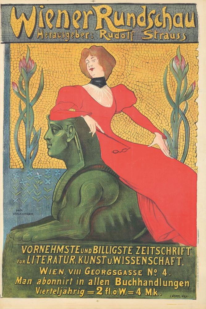 Wiener Rundschau. ca. 1896