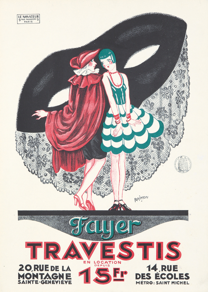 Fayer Travestis. ca. 1920