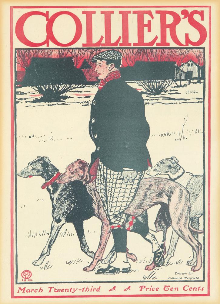 Collier's / March Twenty-third. 1901