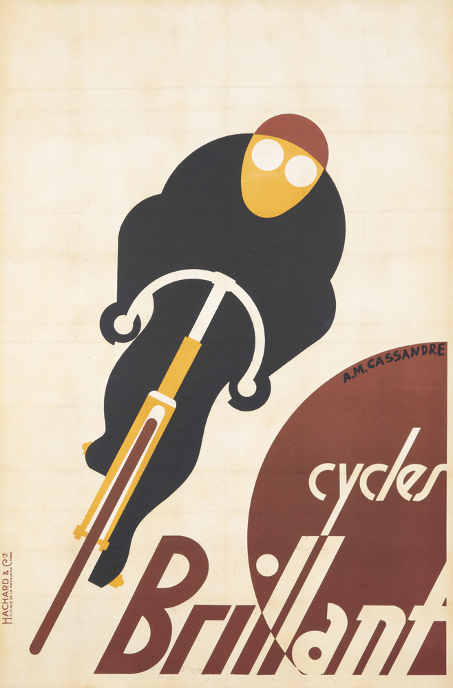 Cycles Brillant. 1925