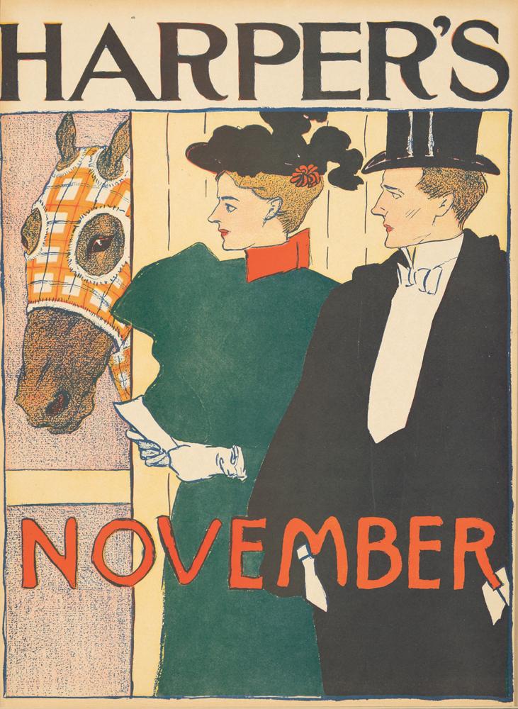 Harper's / November. 1895