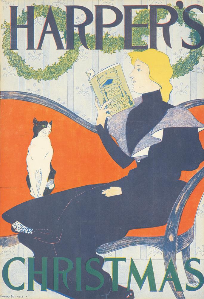 Harper's / Christmas. 1894