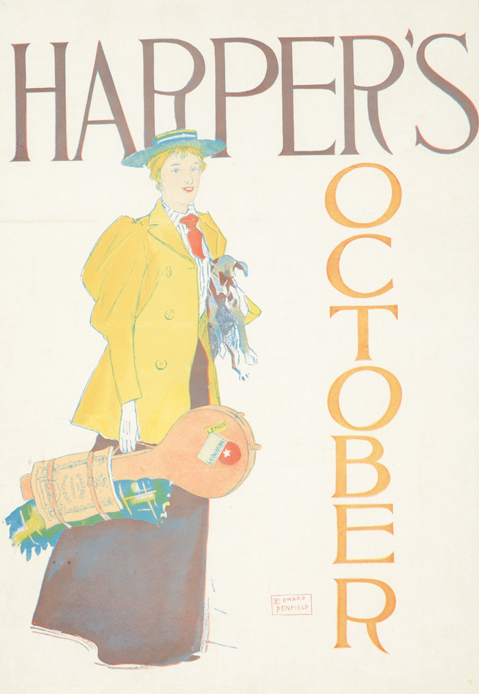 Harper's / October. 1893