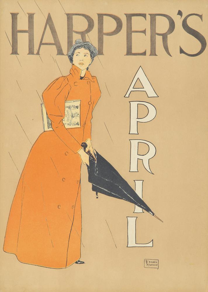 Harper's / April.  1894