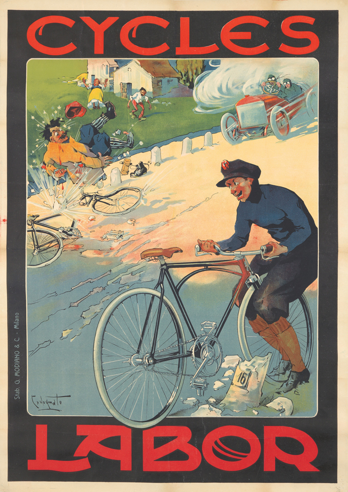 Cycles Labor. ca. 1915