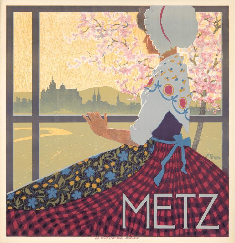 Metz. ca. 1919