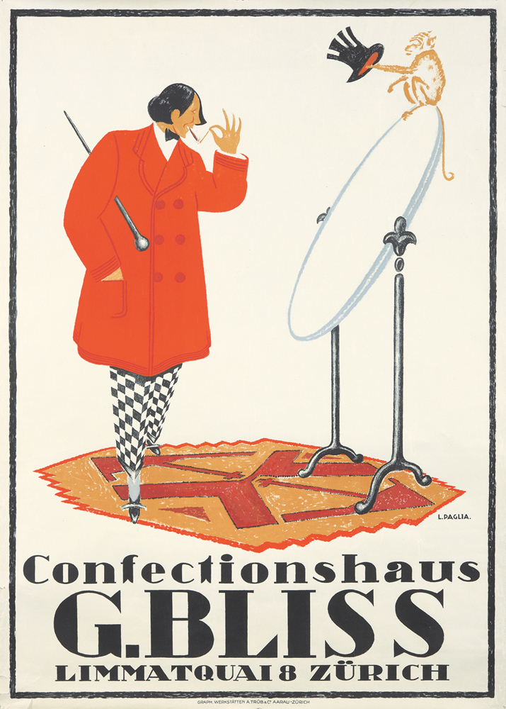 Confectionshaus G. Bliss. 1915