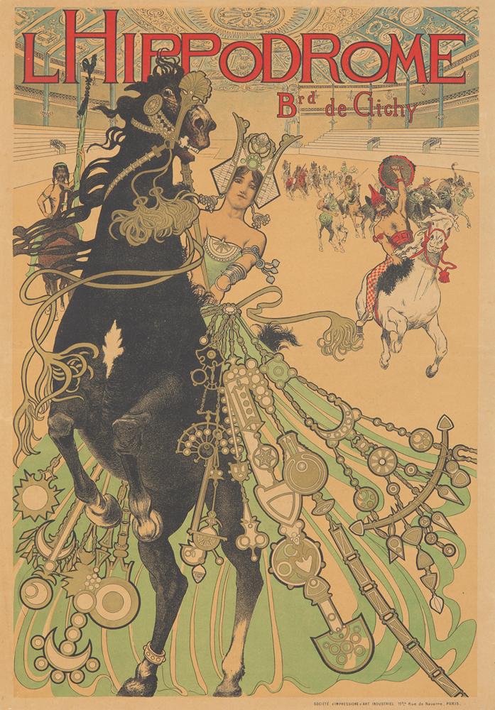 L'Hippodrome. 1905