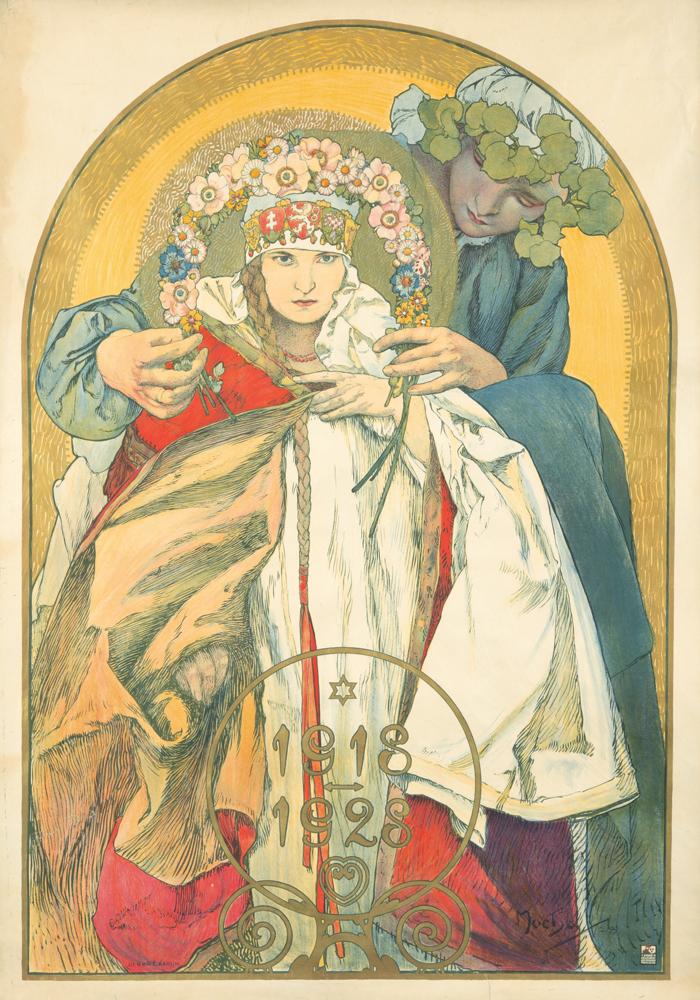 Krinogen / 1918-1928. 1928