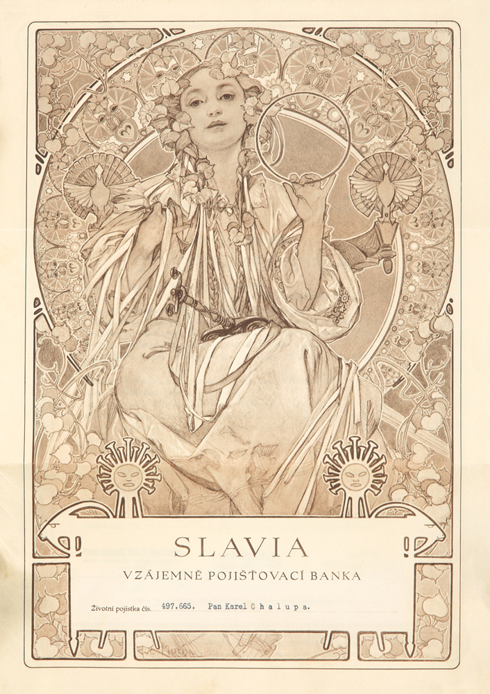 Slavia. 1935