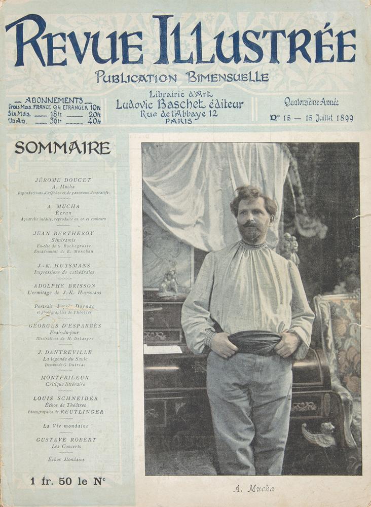 Revue Illustrée. 1899