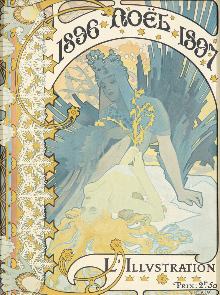 L'Illustration / 1896 Noël 1897. 1896