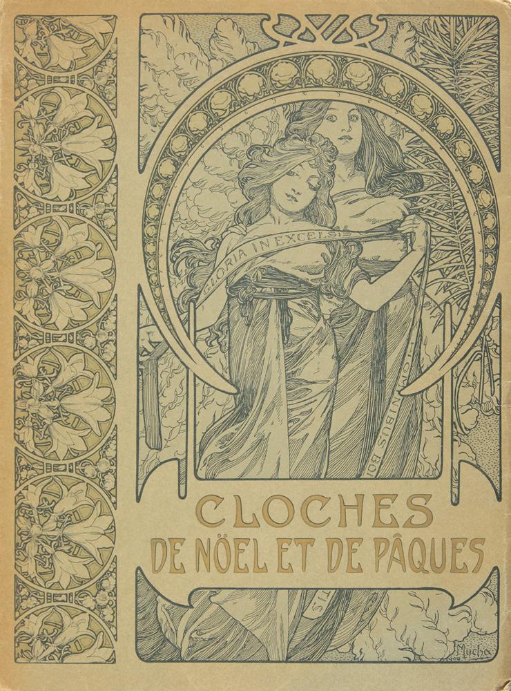 Cloches de Noël et de Pâques. 1900