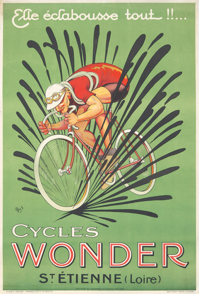 Cycles Wonder. ca. 1920