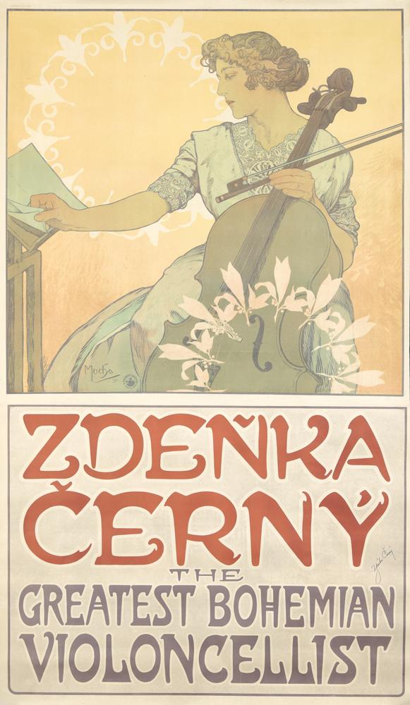 Zdenka Cerny. 1913