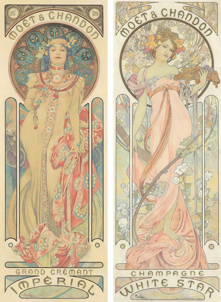 Moët & Chandon. 1899