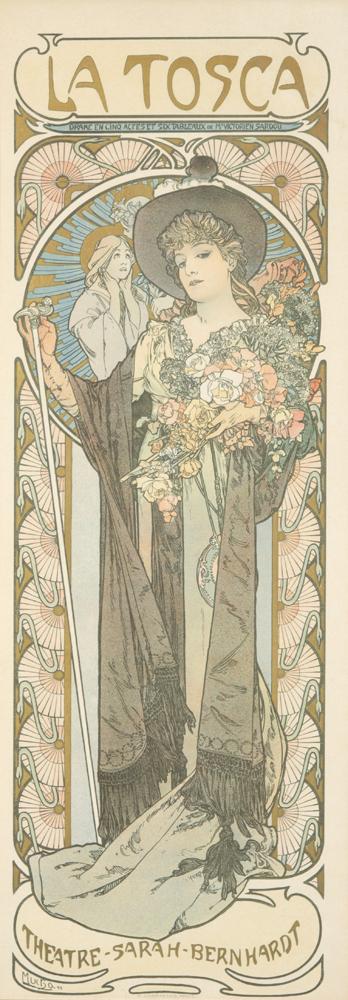 La Tosca. 1898