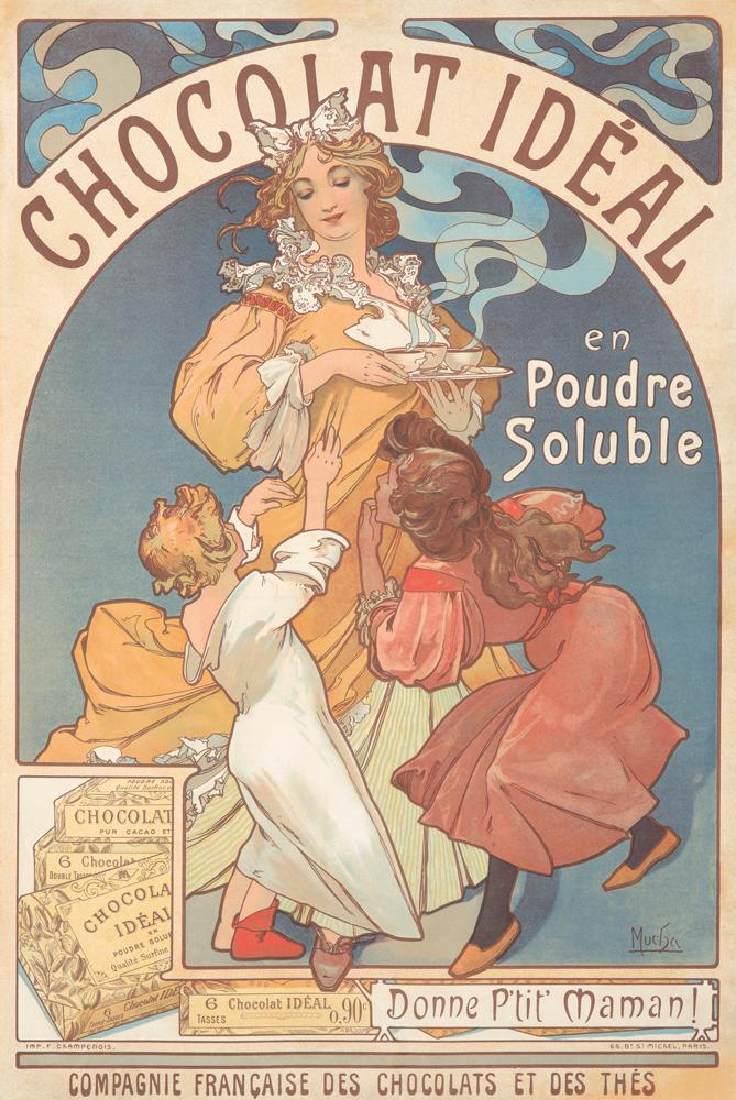 Chocolat Idéal. 1897