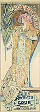 Sarah Bernhardt / American Tour. 1896