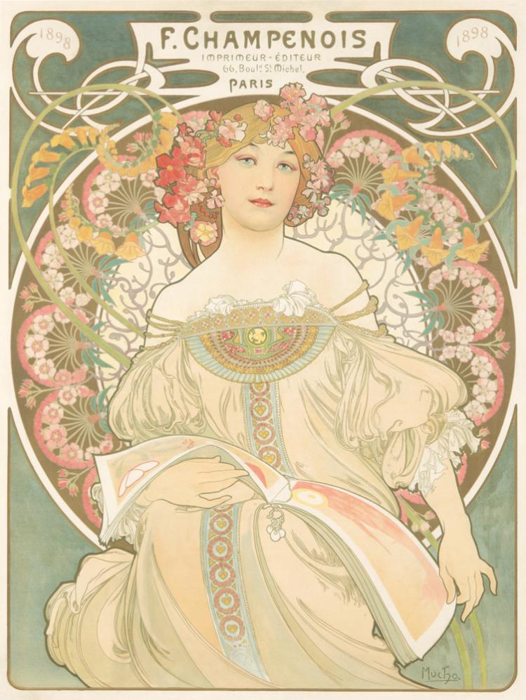 Reverie. 1897