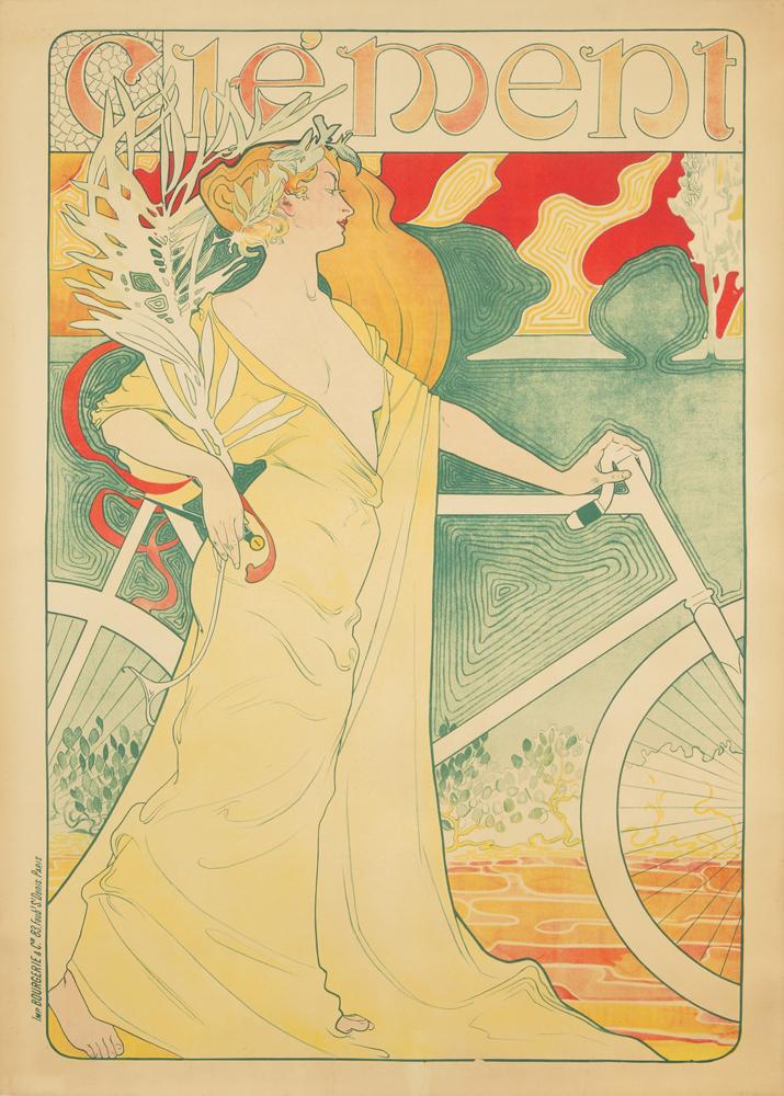 Clément. ca. 1900