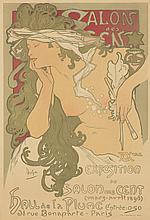 Salon des Cent / XXme Exposition. 1896