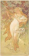 The Seasons / Spring. 1896