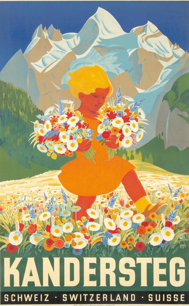 Kandersteg. 1932