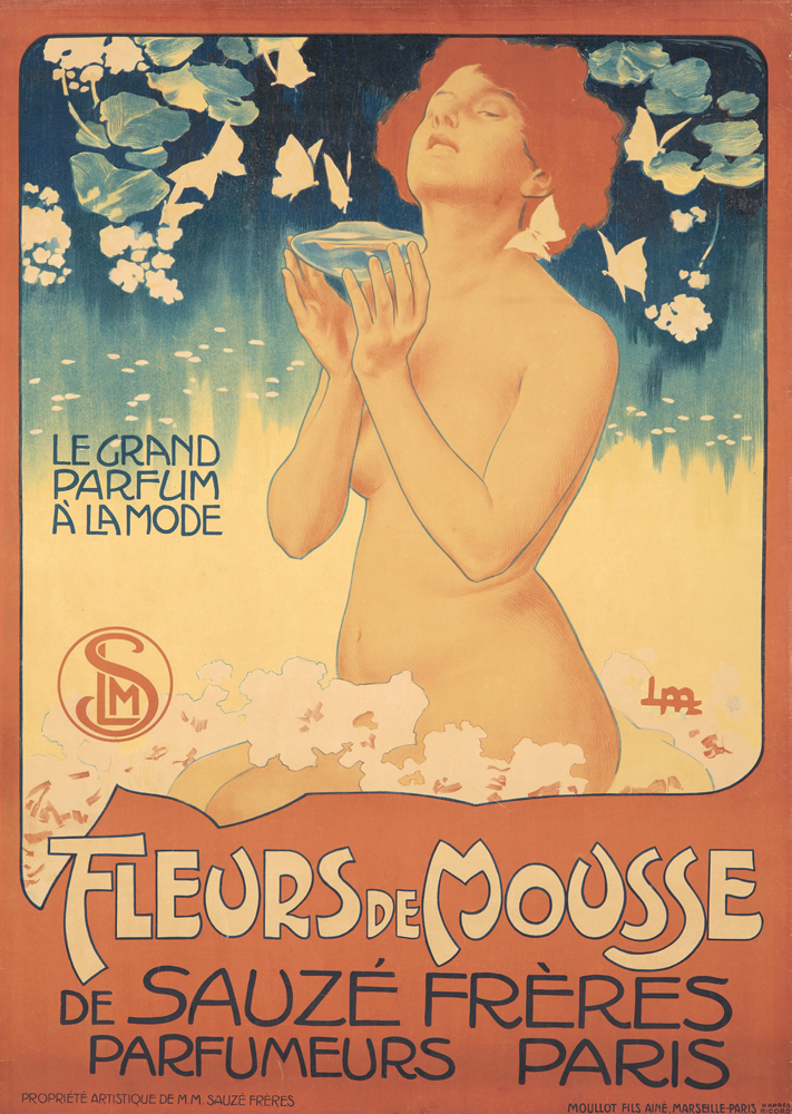 Fleurs de Mousse. 1898