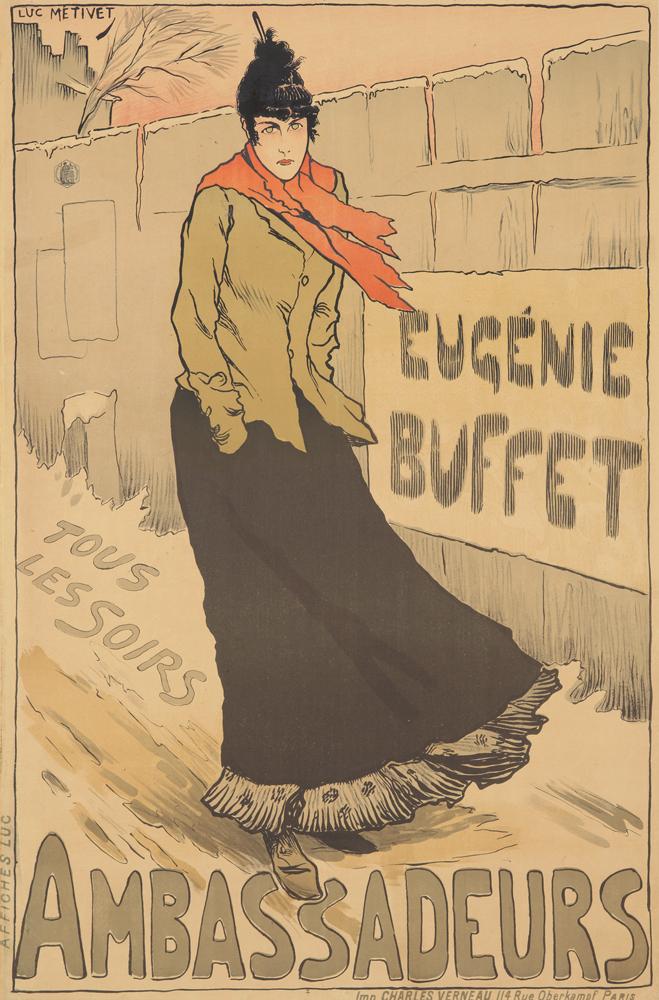 Eugénie Buffet / Ambassadeurs. 1893