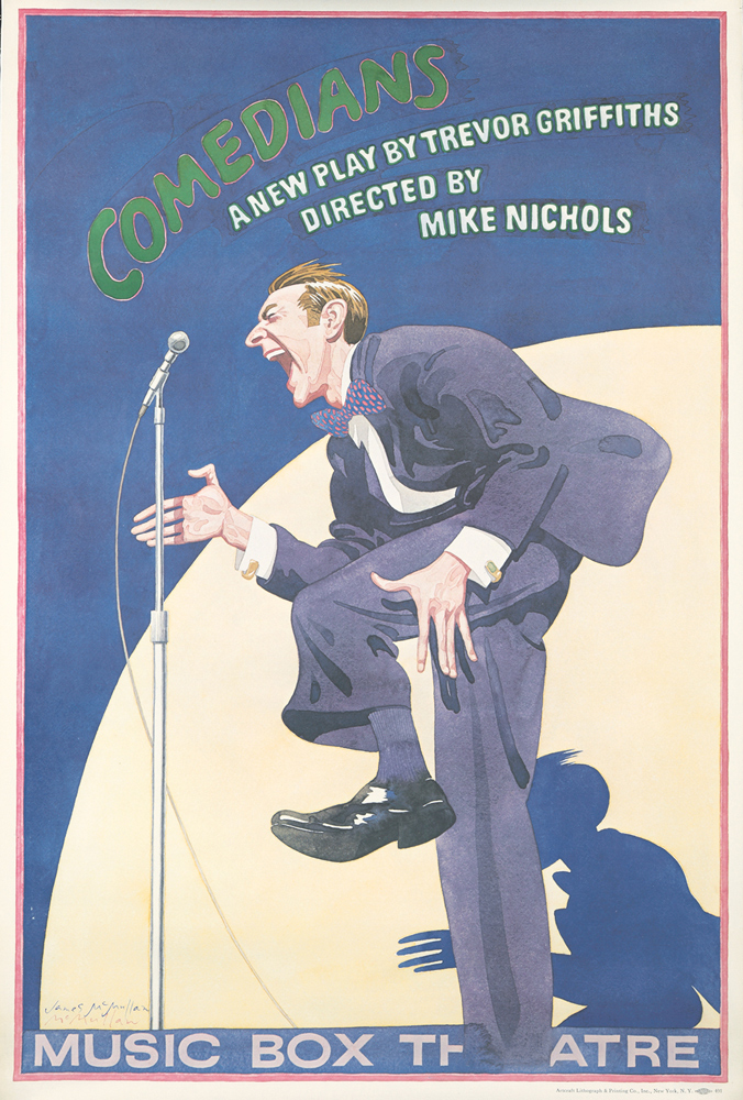 Comedians. 1977