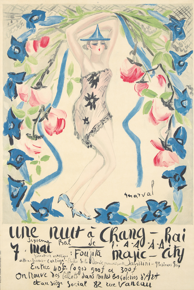 Une Nuit à Chang-hai. 1928