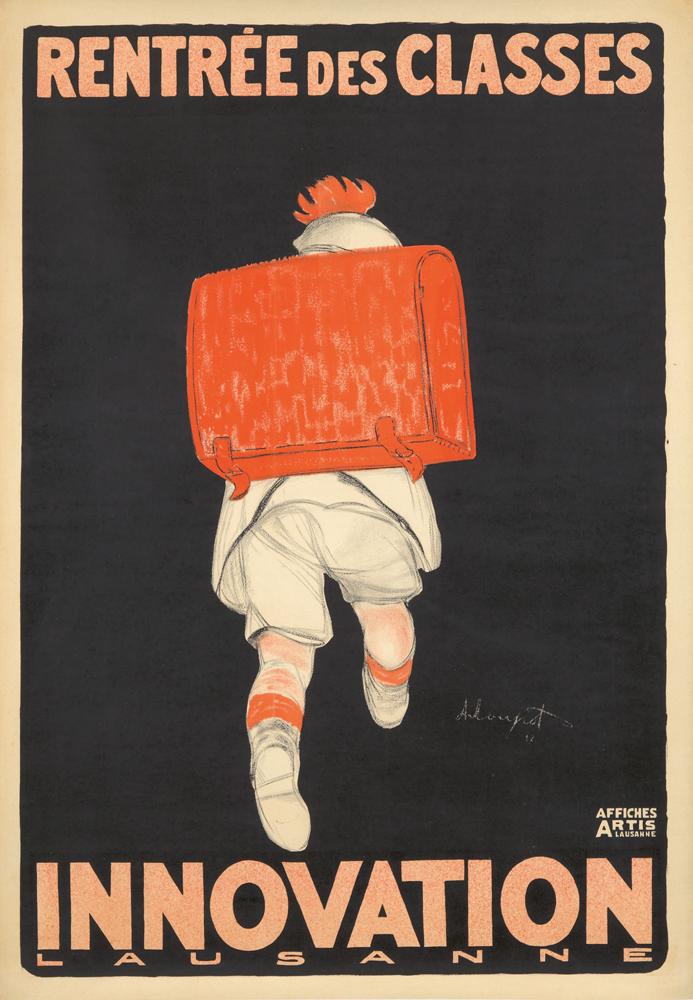 Innovation / Rentrée des Classes. 1917