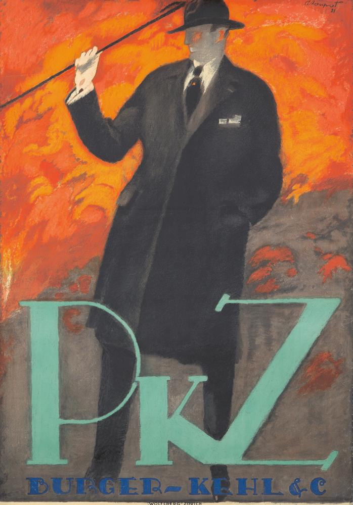 PKZ / Burger-Kehl & C. 1921