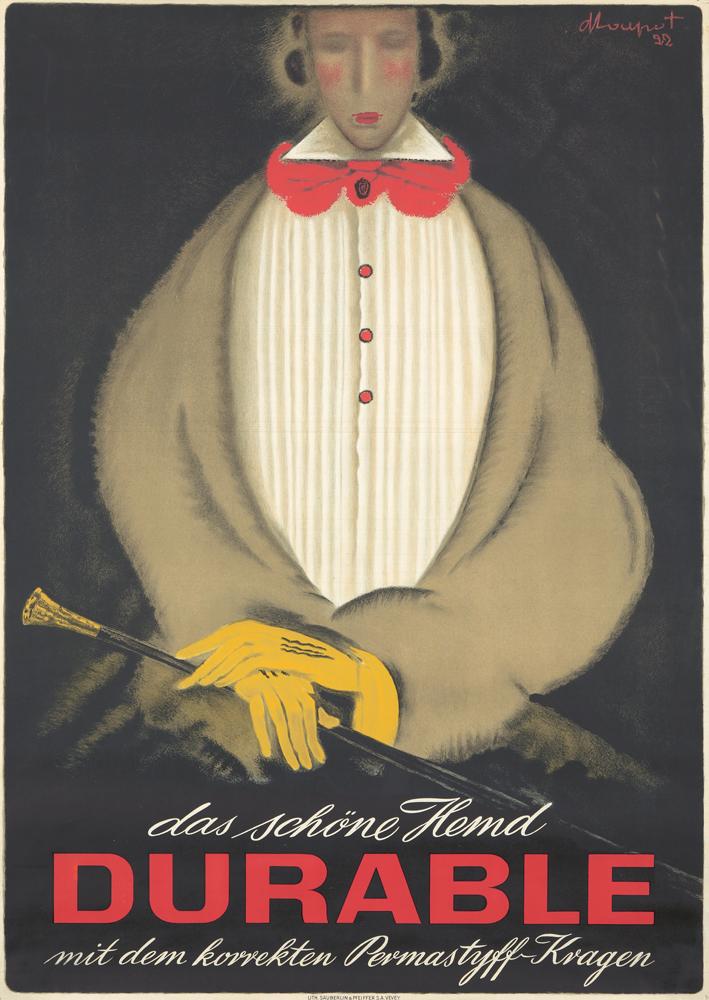 Durable / Das Schone Hemd. 1922