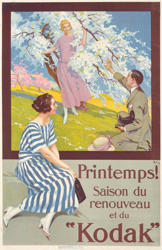 Kodak / Printemps. ca. 1925