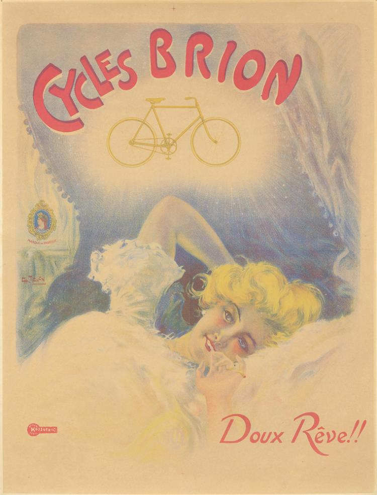 Cycles Brion. 1897