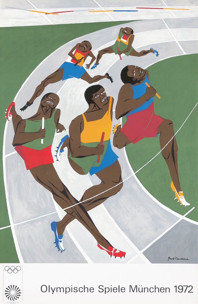 Olympische Spiele München. 1972