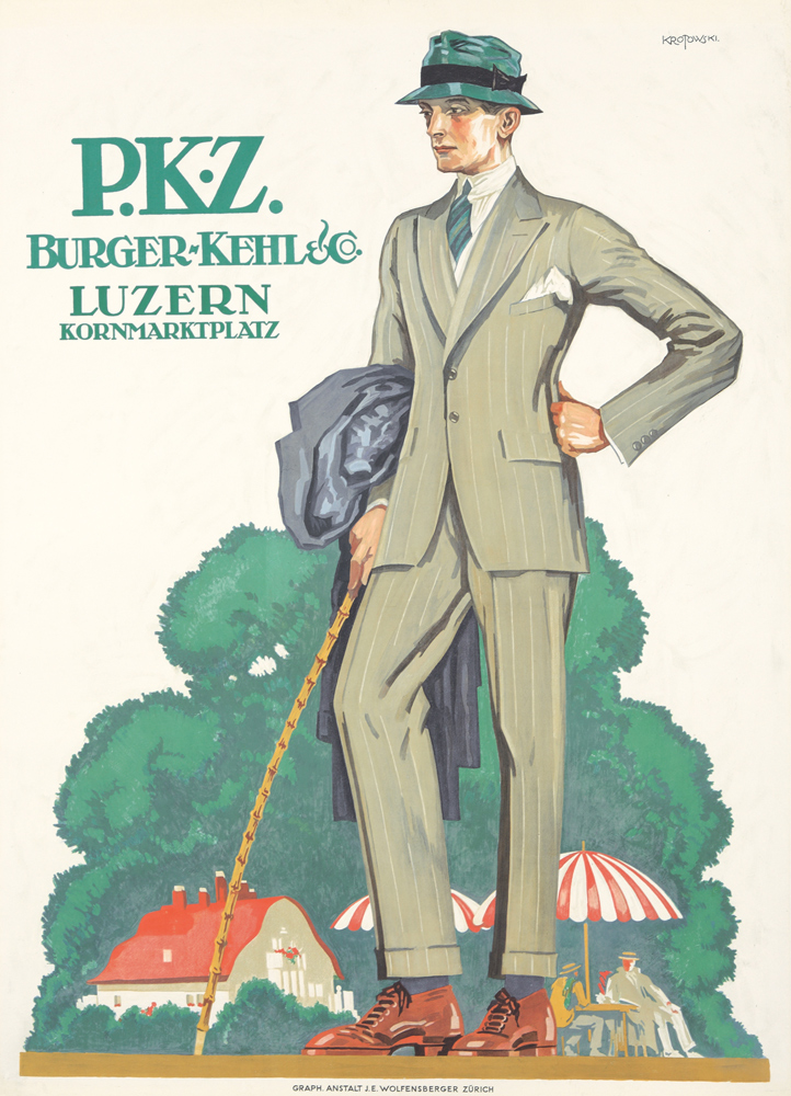 PKZ / Burger, Kehl & Co. 1920