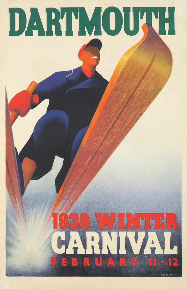 Dartmouth Winter Carnival. 1938