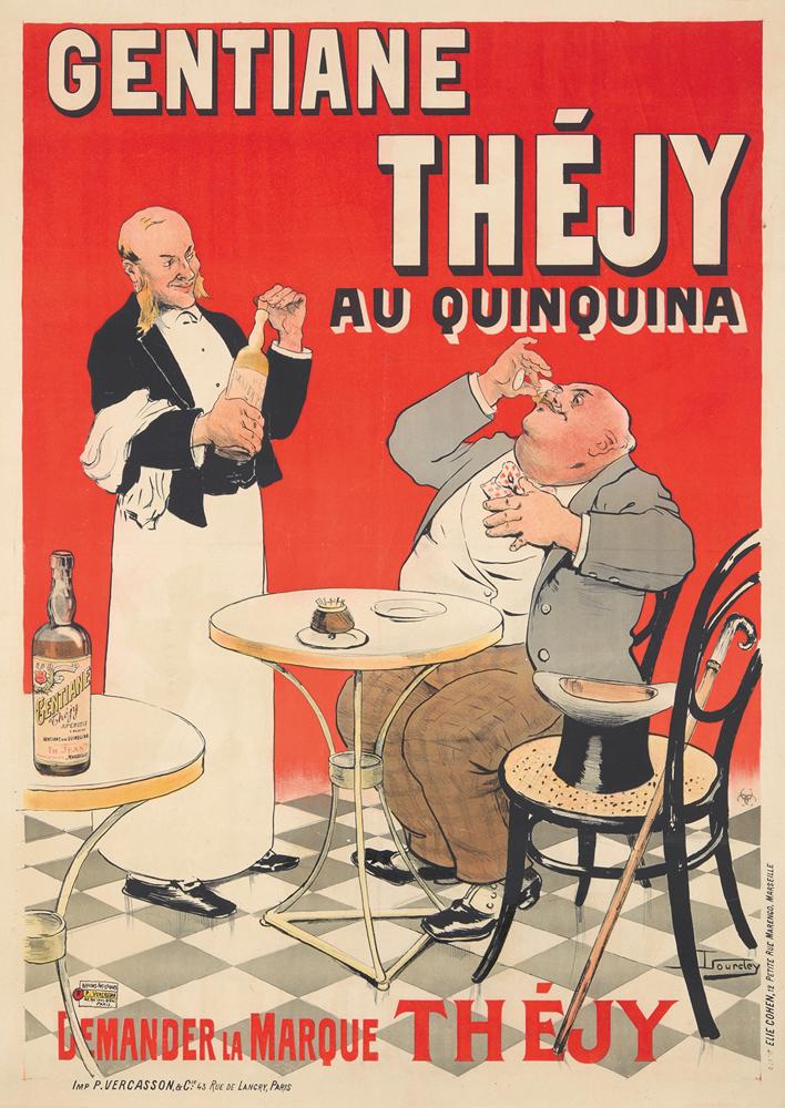 Théjy. ca. 1905
