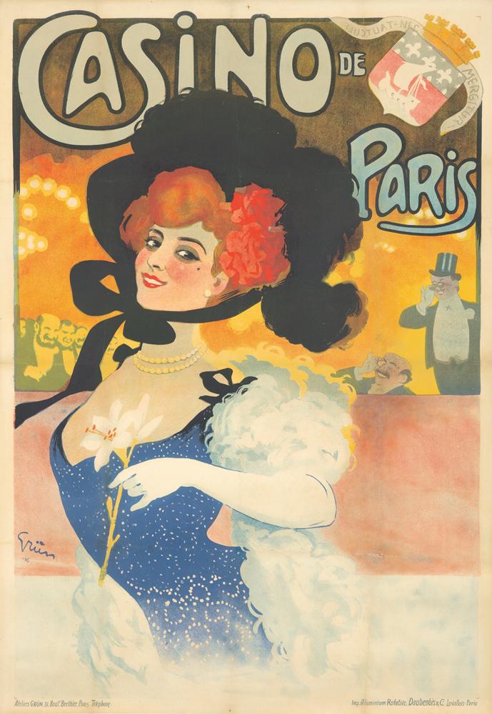 Casino de Paris. 1906