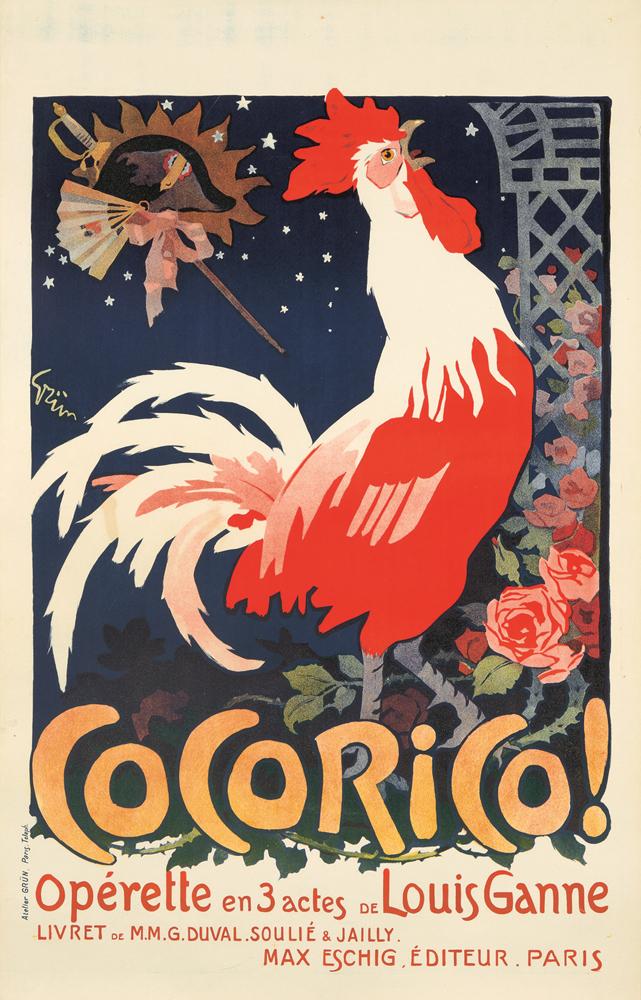 Cocorico! 1913